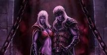 ⚔ Couple • Drow