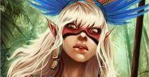 ⚔ Jungle Elf • Female