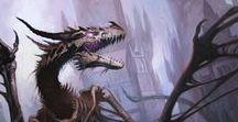 ⚔ Dragon • Skeletal