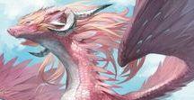 ⚔ Dragon • Pink