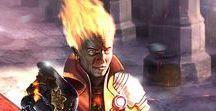⚔ Genasi • Fire