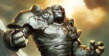 ⚔ Golem • Iron