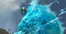 ⚔ Elemental • Water