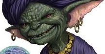 ⚔ Goblin • Female