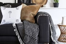 living rooms / We all need a cosy corner for ourselves.  Inspiration for making that cosy corner.