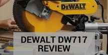 Dewalt DW717 Review