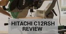 Hitachi C12RSH Review
