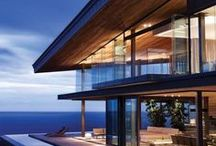 Красота в архитектуре / Красивые дома и интерьеры домов