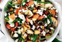 Chicken Soups & Salads