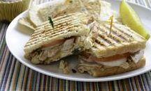 Chicken Sandwiches & Burgers