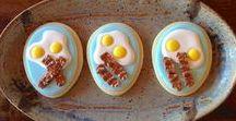 Eggy Desserts