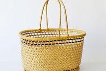 小林ミドリ竹籠店 takekago / 小林ミドリ竹籠店  Japanese traditional bamboo basket work