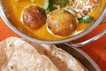 Indian Food | Indian Food Recipes | Vegetarian Indian Recipes / Vegetarian Indian Recipes