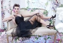 Noir By Lazaro / by JLM Couture