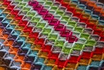 crochet/knit / by Danita Burdette