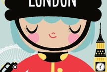 Illustrations - Places - London / by Sabor