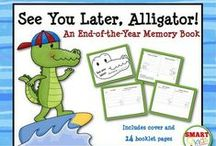 See You Later, Alligator! End of School / smartkidsgammons.blogspot.com