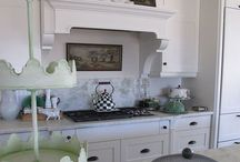 Kitchens / More than just a place to cook, the heart of my home.... / by Nella Miller Design
