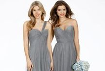 Alvina Valenta Bridesmaids / Romantic and Timelessly Elegant Bridesmaids and Special Occasion Dresses / by JLM Couture