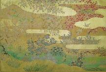 Papel, wallpaper, tecido, fabric / papel, tecido, guardanapo para decoupage, paper, papier, fabric, napkin, serviette / by Gorete de Figueiredo