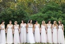 JLM Real Bridesmaids / by JLM Couture