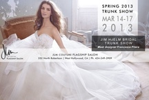 JLM Couture Trunk Shows / by JLM Couture