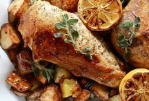 FOOD: Poultry & Pork / by Sara Rorebeck