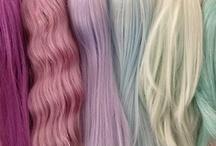 Hairstyles / by Lorraine Linneman