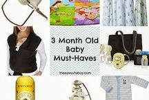 All About Baby / by Melissa at The Eyes of a Boy Blog