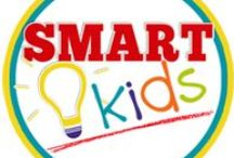 Smart Kids Blog / Smart Ideas for Smart Kids! http://www.smartkidsgammons.blogspot.com / by Smart Kids