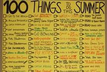 Things I want to do! / by Phoebe Ronderos