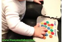 Tot learning ideas / by Melissa at The Eyes of a Boy Blog
