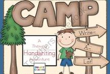 camping theme / camping theme