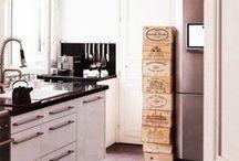 Kitchens...