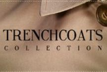 Trench Coat Collection  / Discover the Fall Trench Coat Collection of T4L!