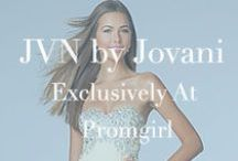 JVN Collection Exclusively At Promgirl  / Check out the NEW JVN Collection By Jovani which you can find exclusively on Promgirl!  / by PromGirl