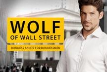 Wolf of Wall Street - Shirts Collection / Tailor4Less presents its Brand New Collection of Business shirts! Hurry up and take a look!