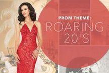 Prom Theme: Roaring 20's / Roaring 20's prom ideas