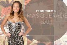 Prom Theme: Masquerade Ball / Masquerade Ball theme Prom