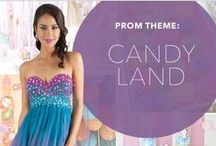 Prom Theme: Candyland
