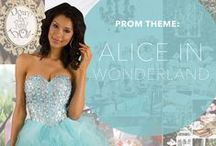 Prom Theme: Alice in Wonderland / by PromGirl