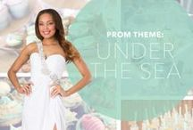Prom Theme: Under the Sea / Under the Sea prom theme / by PromGirl