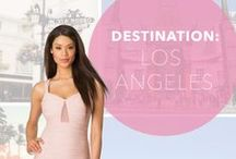 Destination: Los Angeles / Summer 2014 Destination / by PromGirl