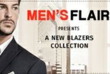 Men's Flair / The Classic Style Magazine Men's Flair presents a New Blazer's Collection