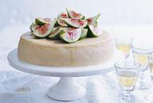 cake - crumbs- pie - tarte - torte / by Abigail Wigington