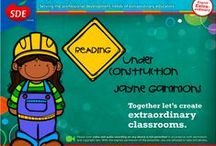 Kindergarten Reading Workshop Workshop / If you attended my Reading Workshop session for SDE, this board is for you! Happy Reading!