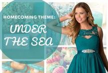 Homecoming Theme: Under the Sea