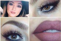 Makeup / by Melishia Lopes