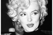 Marilyn / by Strut the Salon