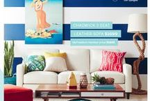 Resort Furniture / Furniture that would be perfect for an island get-away beach house or resort / by Lauren Christensen
